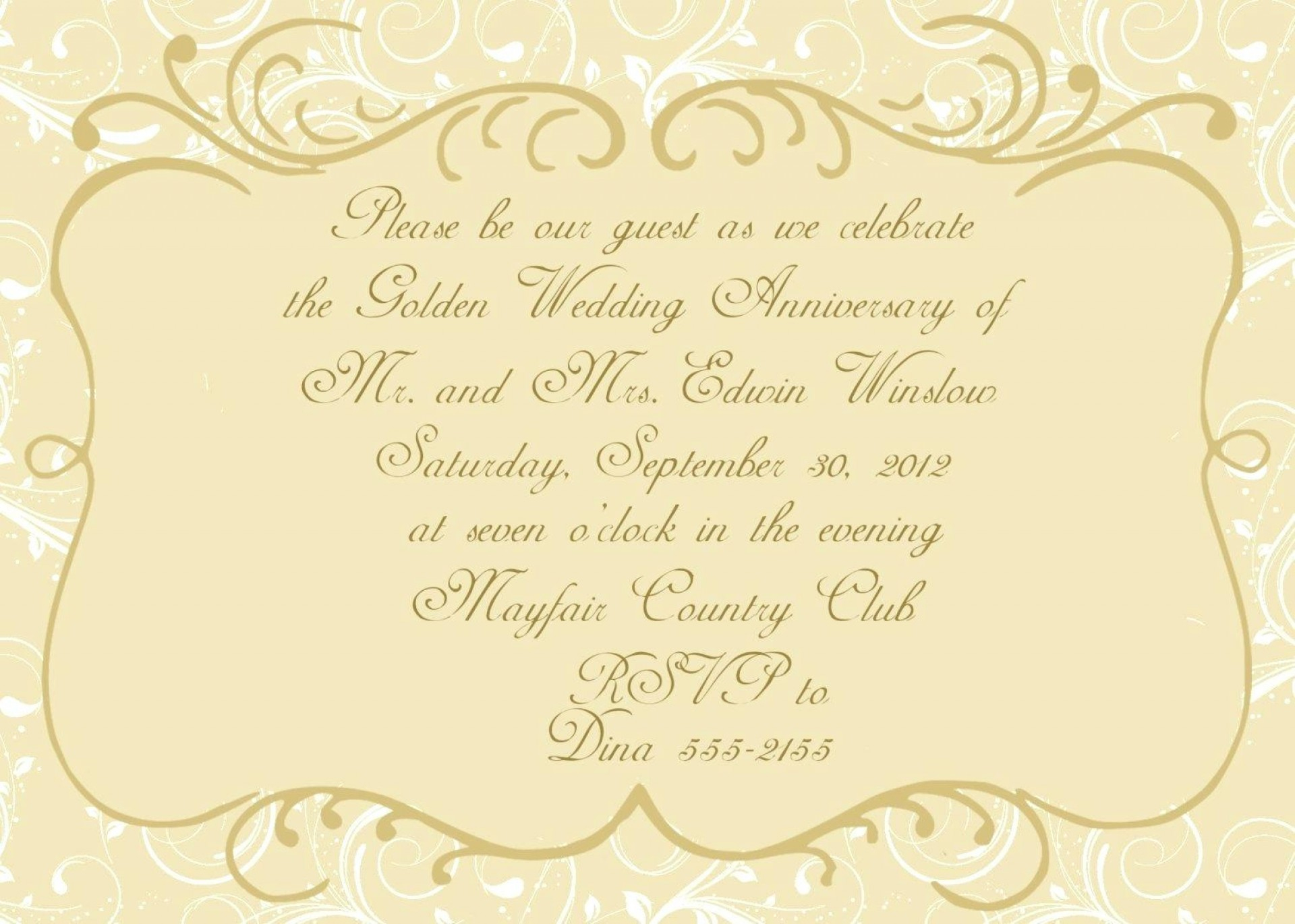 001 Template Ideas 60Th Birthday ~ Ulyssesroom - Free Printable 60Th Wedding Anniversary Invitations