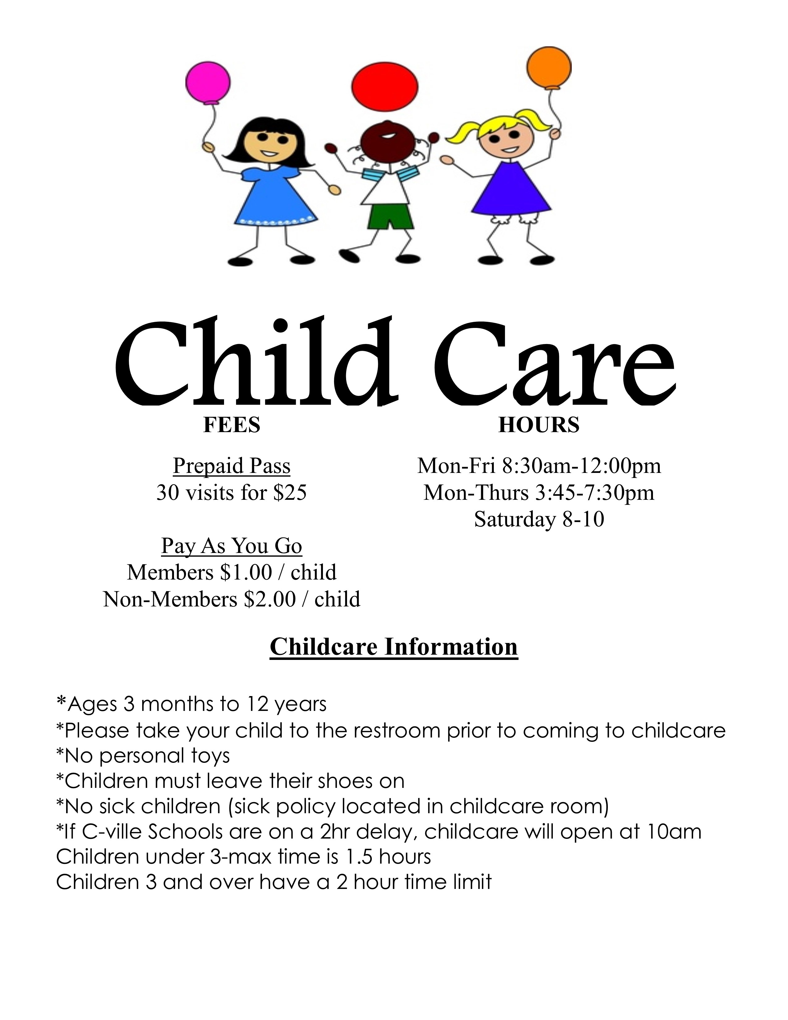 002 Home Child Care Flyers 234354 Template Ideas Free Daycare Flyer - Free Printable Home Daycare Flyers