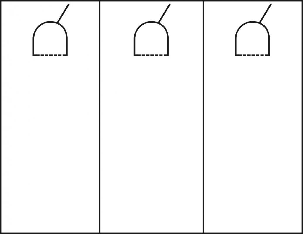 002 Template Ideas Free Printable Door Hanger Word Info Unusual - Halloween Door Hangers Free Printable