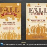 002 Template Ideas Preview1   Free Printable Fall Flyer Templates