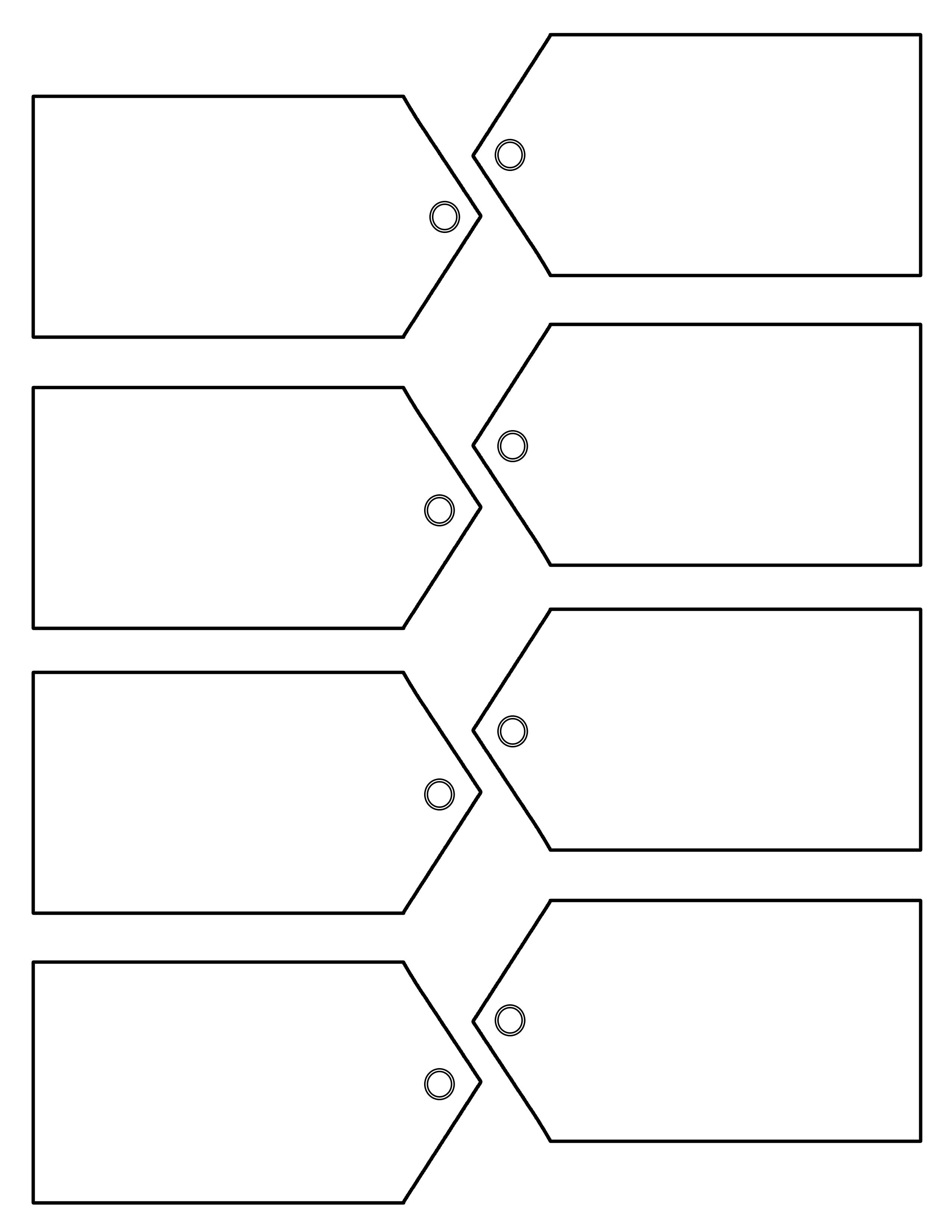 003 Template Ideas Free Printable Gift Tag Templates ~ Ulyssesroom - Free Printable Blank Gift Tags