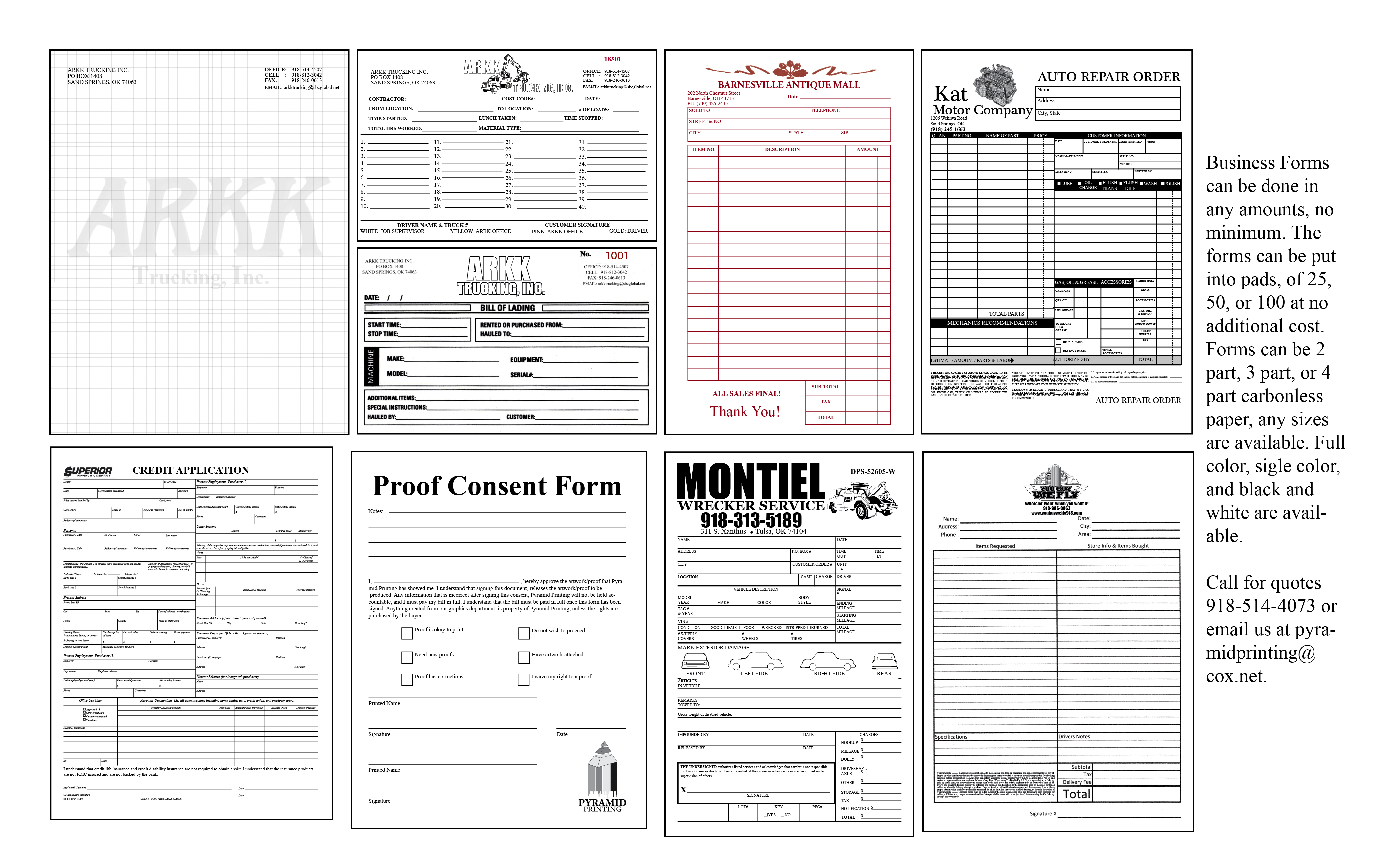 005 Free Business Forms Templates Template Ideas Printable Best Of - Free Printable Business Forms