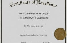 Sports Certificate Templates Free Printable