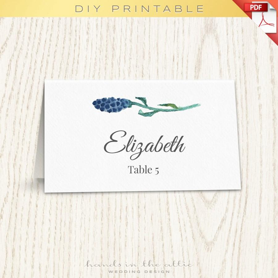 005 Template Ideas Floral Wedding Placecard Printable Escort Cards - Free Printable Damask Place Cards