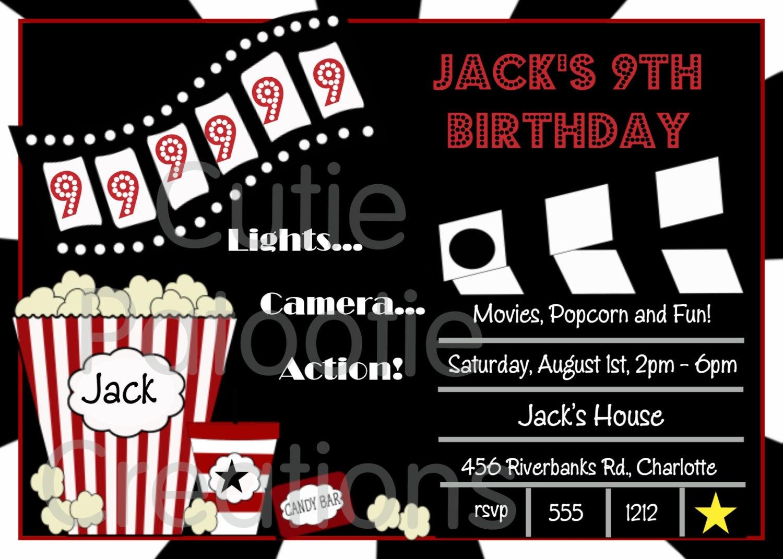 006 Movie Ticket Invitation Template Free Ideas ~ Ulyssesroom - Free Printable Ticket Invitation Templates