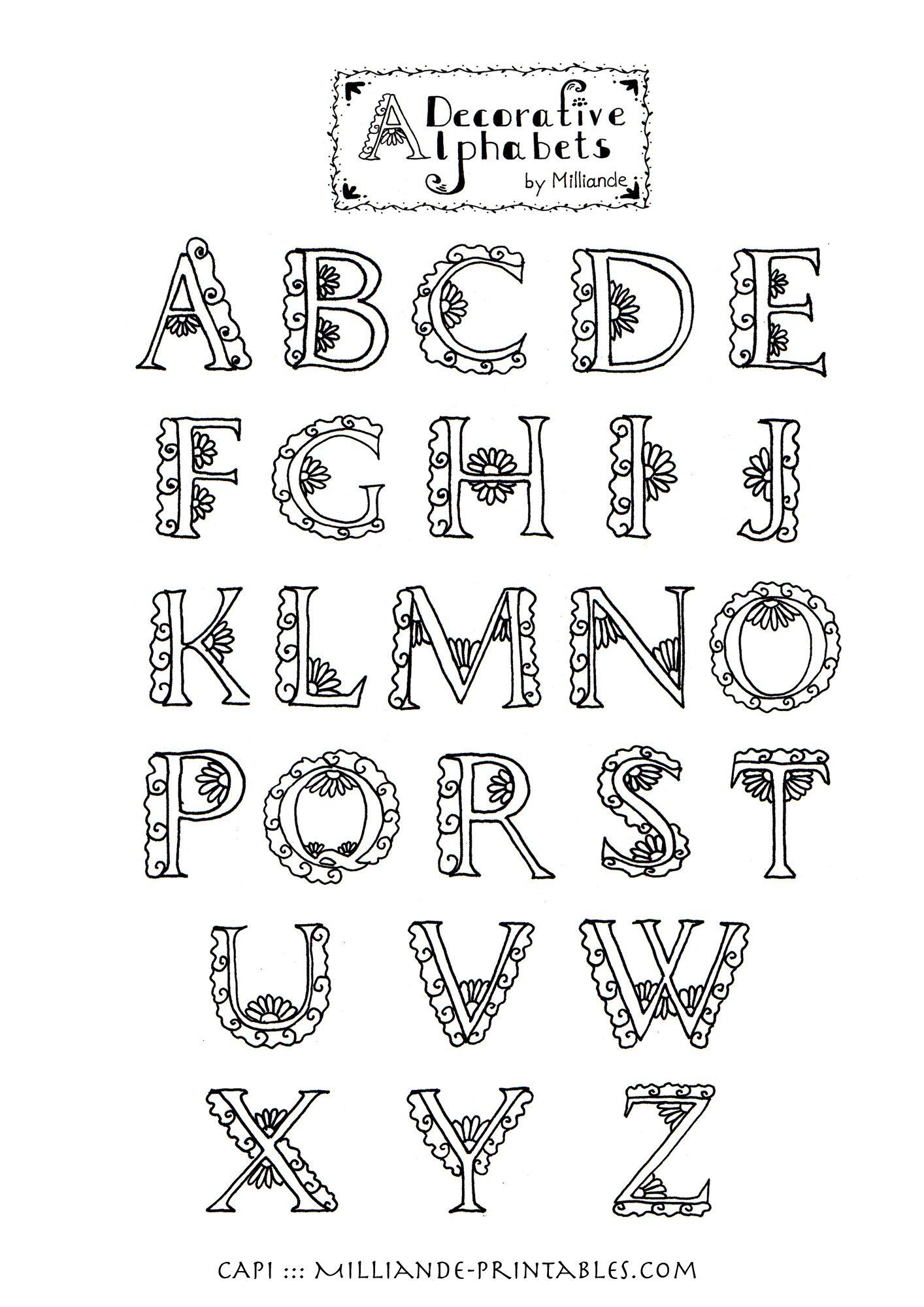 010 Free Printable Alphabet Templates Template ~ Ulyssesroom - Free Printable Alphabet Stencils