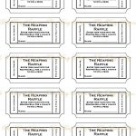 012 Diaper Raffle Tickets Template ~ Ulyssesroom   Free Printable Diaper Raffle Tickets Black And White