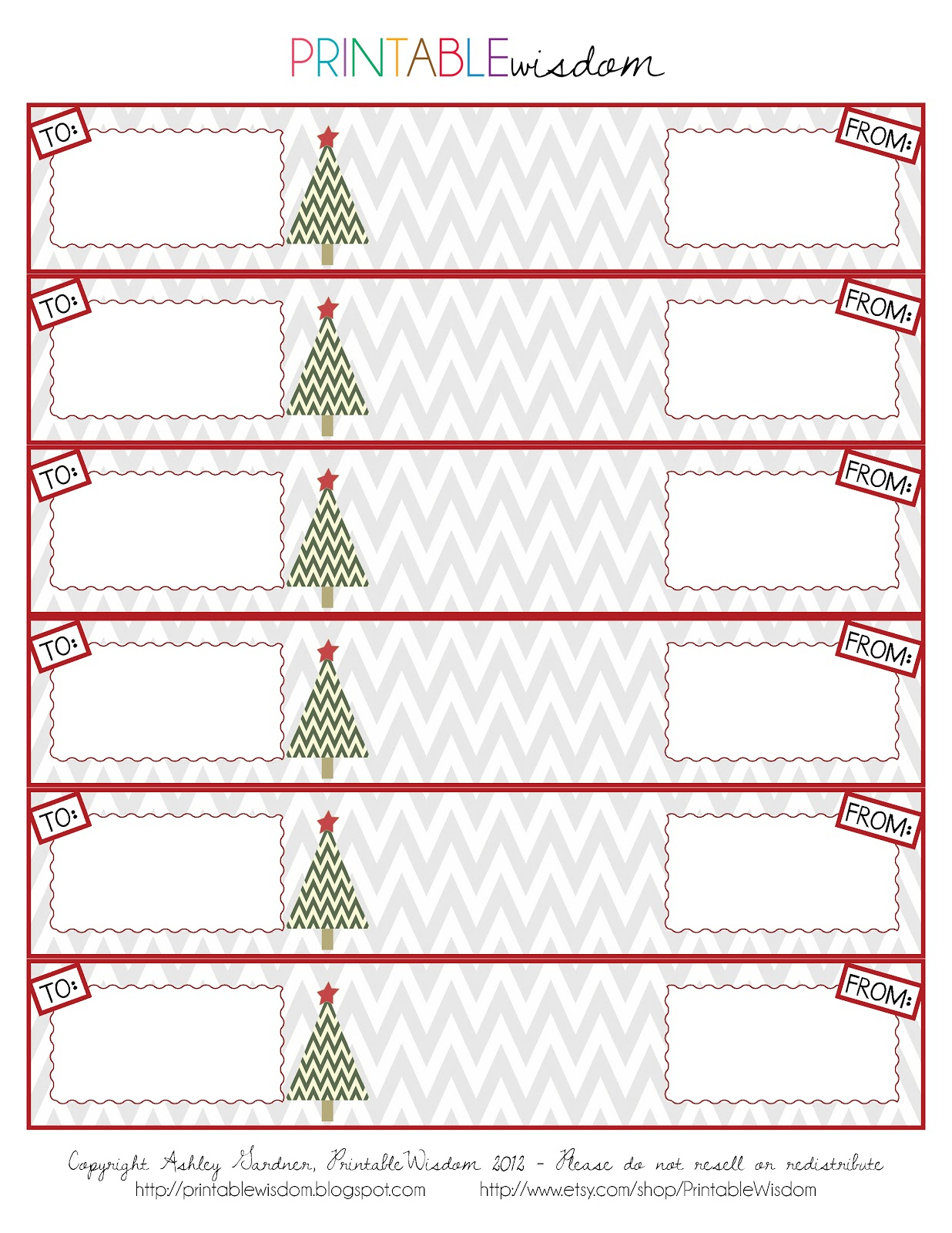 012 Template Ideas Address Label Templates Free Printable Christmas - Free Printable Christmas Return Address Label Template