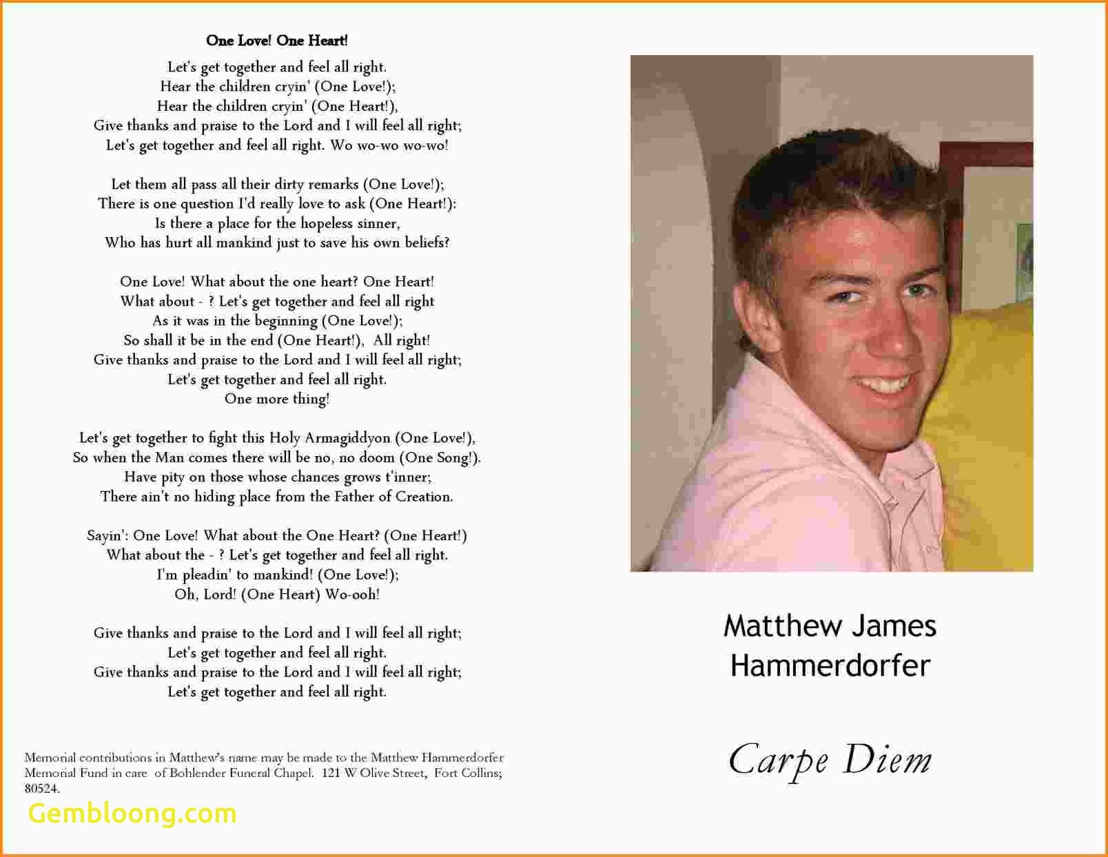 012 Template Ideas Free Printable Funeral Program Samples For - Free Printable Funeral Program Template