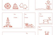 Free Online Gift Tags Printable