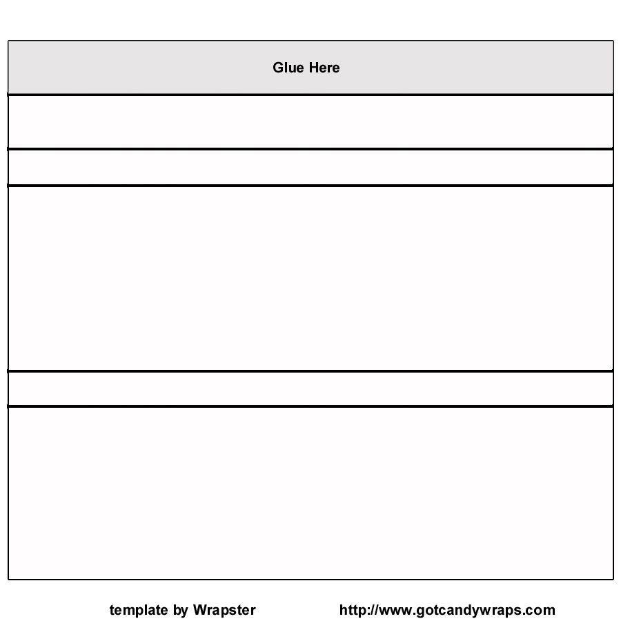 015 Template Ideas Candy Bar Wrapper ~ Ulyssesroom - Free Printable Candy Bar Wrappers Templates