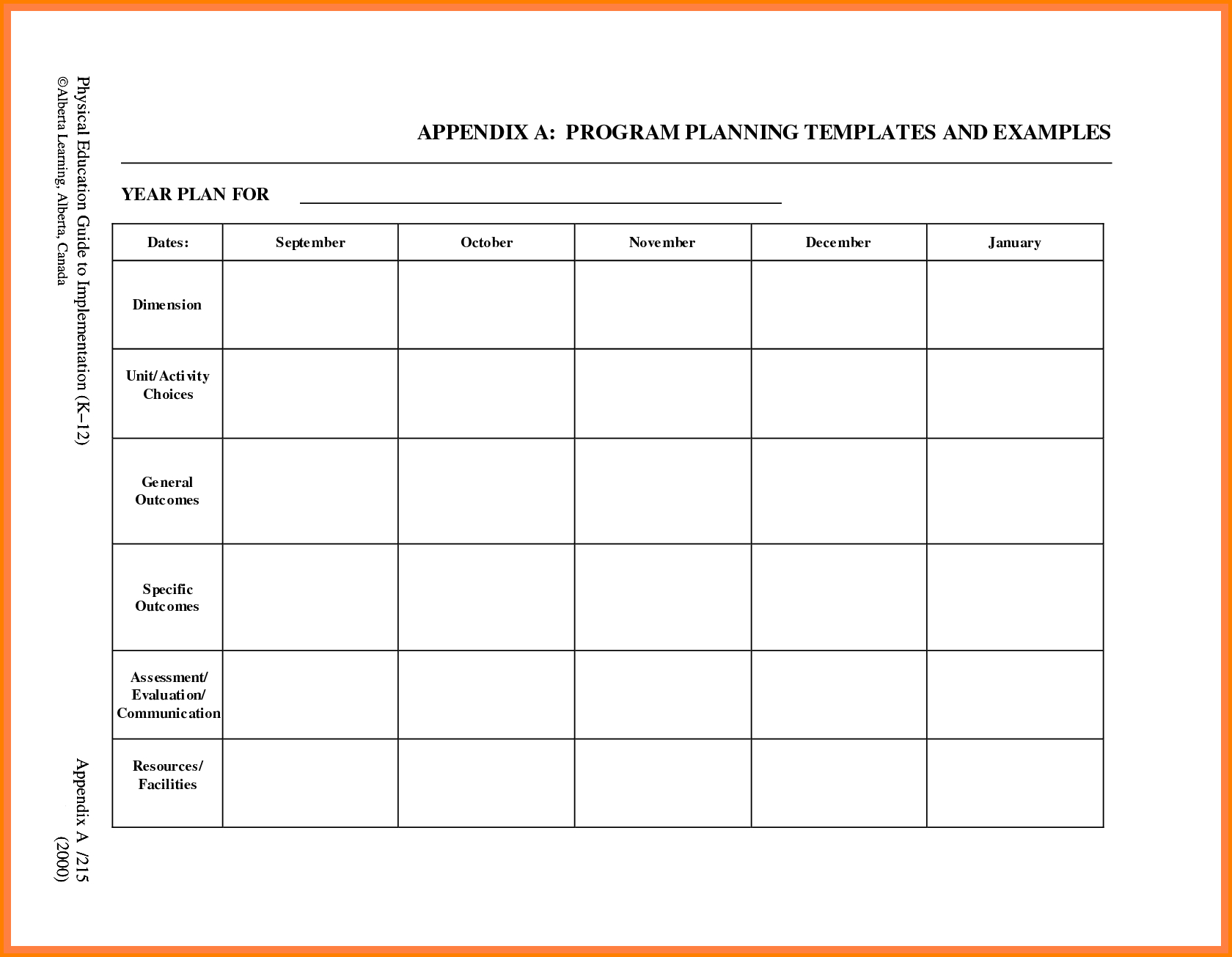 016 Plan Template Blank Lesson Plans Templates Free Printable - Free Printable Lesson Plan Template Blank