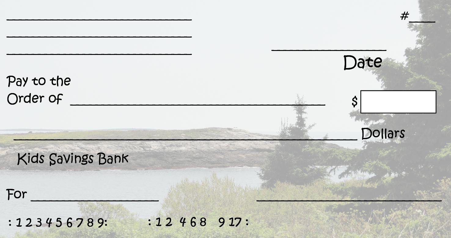 017 Free Printable Checks Template ~ Ulyssesroom - Free Printable Blank Checks