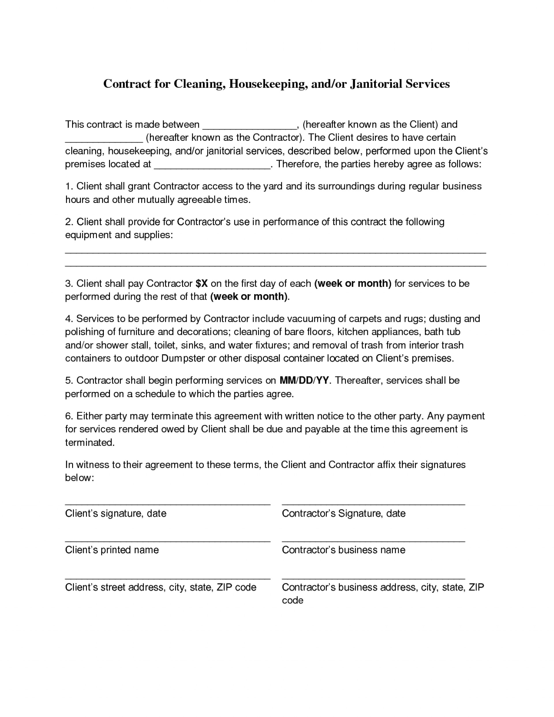 019 Employment Contract Template Free Sample Non Compete Agreement - Free Printable Employment Contracts