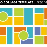 020 Blogcollagessample Free Photo Collage Templates Template   Free Printable Photo Collage Template