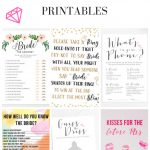 10 Bachelorette Party And Bridal Shower Games & Free Printables   Free Printable Bachelorette Party Games