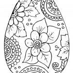 10 Cool Free Printable Easter Coloring Pages For Kids Who've Moved   Free Printable Easter Coloring Pictures