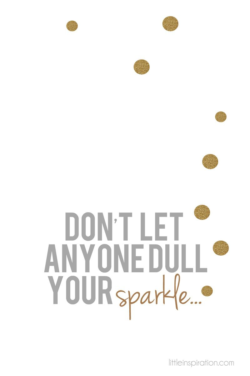 10 Inspirational Sayings – Free Printable » Little Inspiration - Free Printable Quotes And Sayings