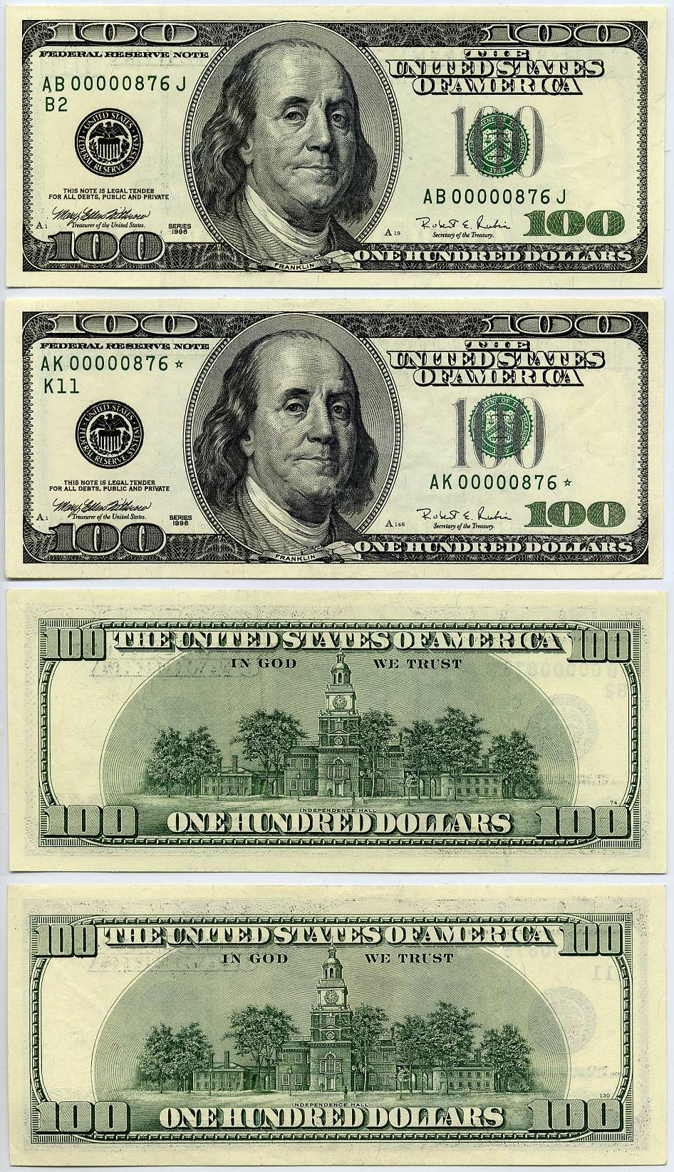 100 Dollar Bill Printable Actual Size | Clipart 100 Dollar Bill - Free Printable Million Dollar Bill
