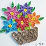 11 Paper Quilling Patterns For Beginners   Free Printable Quilling Patterns Designs