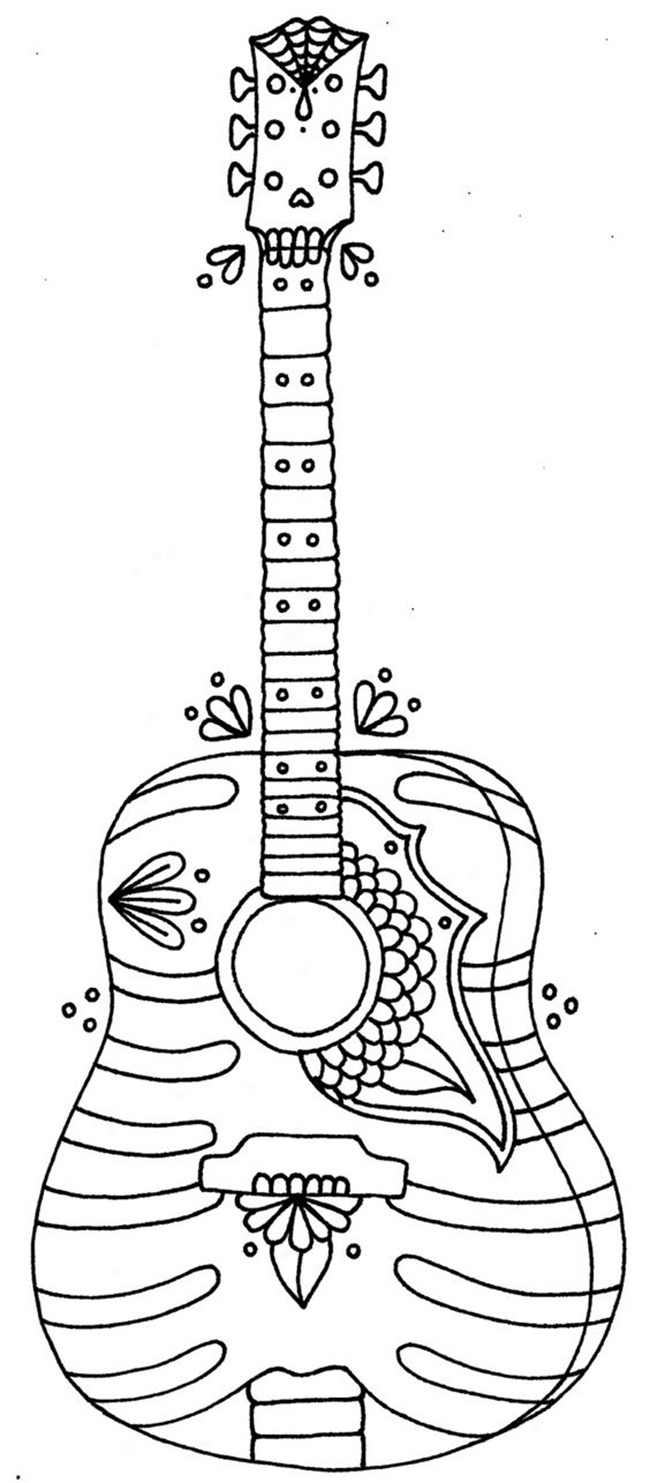 12 Free Printable Adult Coloring Pages For Summer - Everythingetsy - Free Printable Summer Coloring Pages For Adults