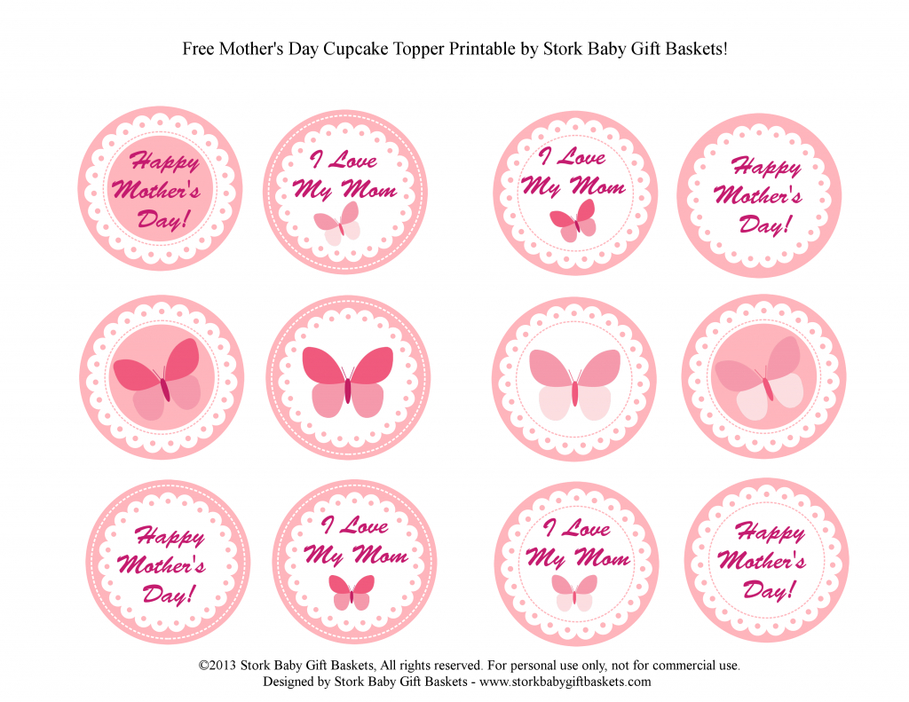 13 Cupcakes Baby Shower Printables Photo - Free Printable Baby - Cupcake Flags Printable Free