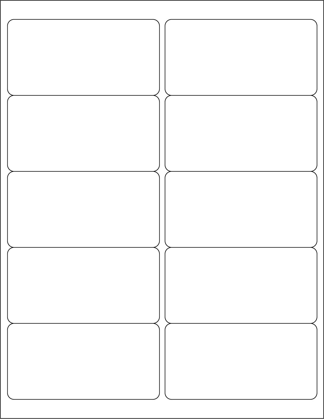 13 Design Free Printable Label Template Word Images - Free Printable - Free Printable Label Templates For Word