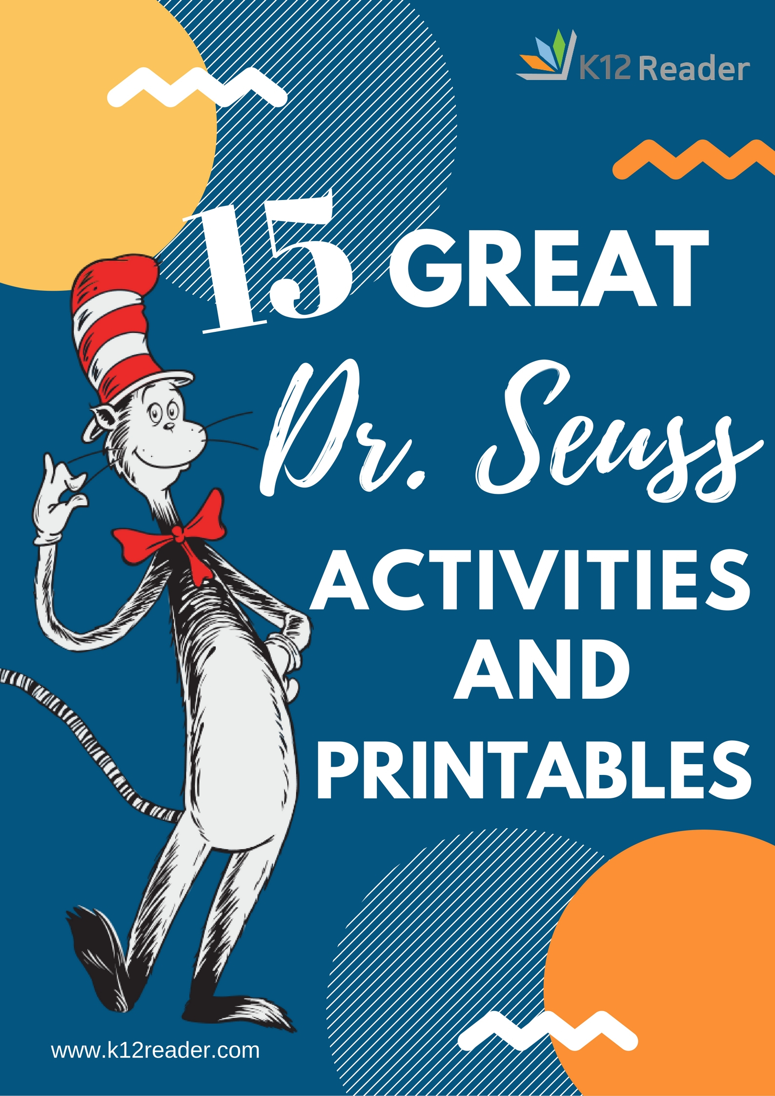 15 Great Dr. Seuss Printables And Activities For Your Classroom - Free Printable Dr Seuss Math Worksheets