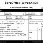 16+ Printable Job Applications | Zasvobodu   Free Printable Job Application Form Pdf