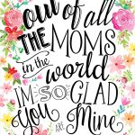 18 Mothers Day Cards   Free Printable Mother's Day Cards   Free Printable Mothers Day Cards No Download