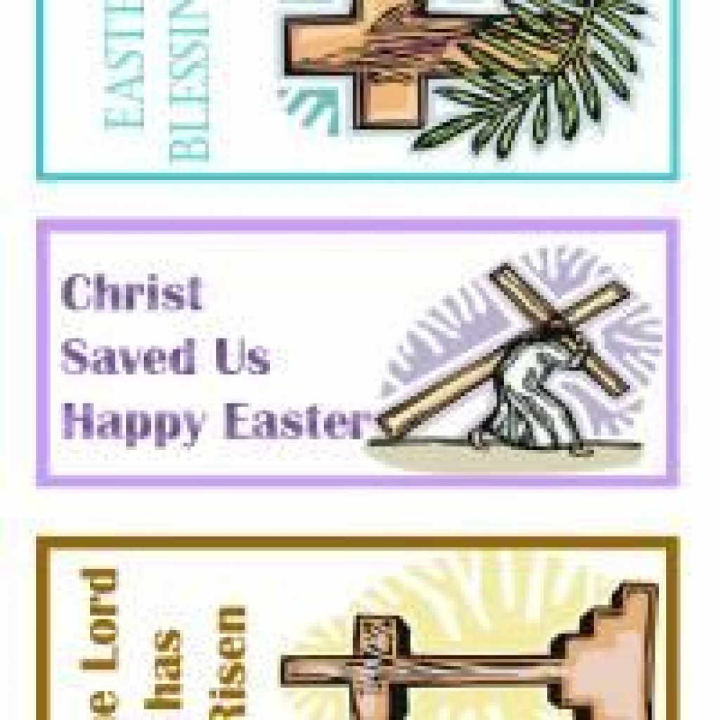 182 Best My Compassion: Easter Images On Pinterest | Activities - Free Printable Religious Easter Bookmarks