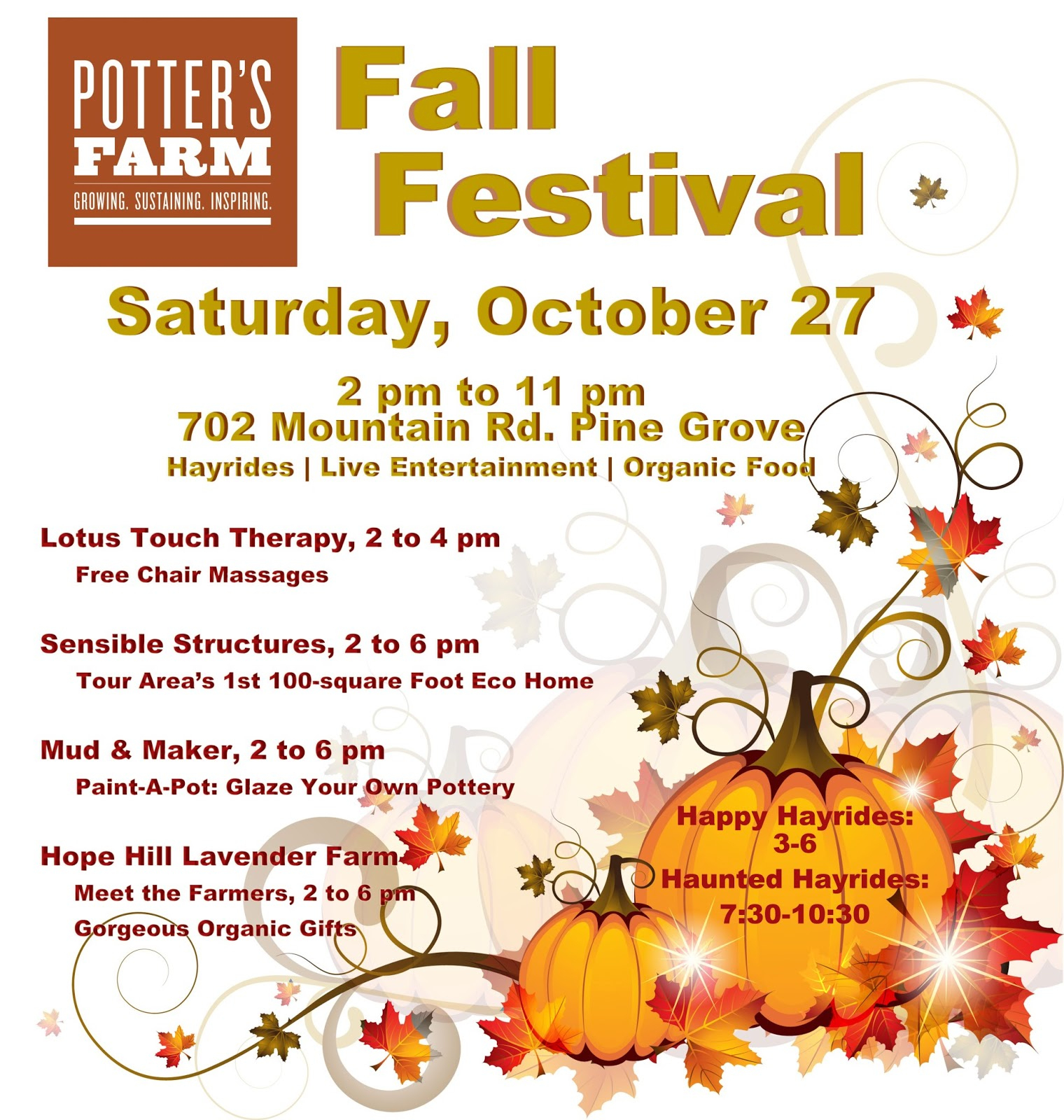 19 Free Fall Festival Flyer Template Psd Images - Fall Festival - Free Printable Fall Flyer Templates