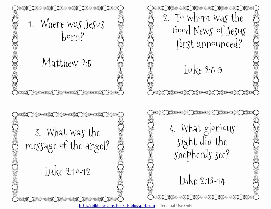 20 Bible Worksheets For Children – Diocesisdemonteria - Free Printable Bible Lessons For Toddlers