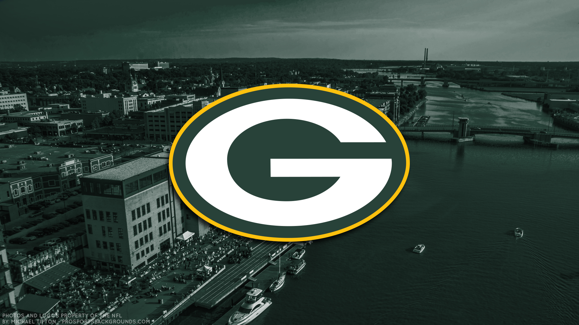 2018 Green Bay Packers Wallpapers - Pc |Iphone| Android - Free Printable Green Bay Packers Logo