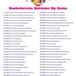 24 Free Bachelorette Party Printables Every Bride Will Love | Bridal   Free Printable Bachelorette Party Games