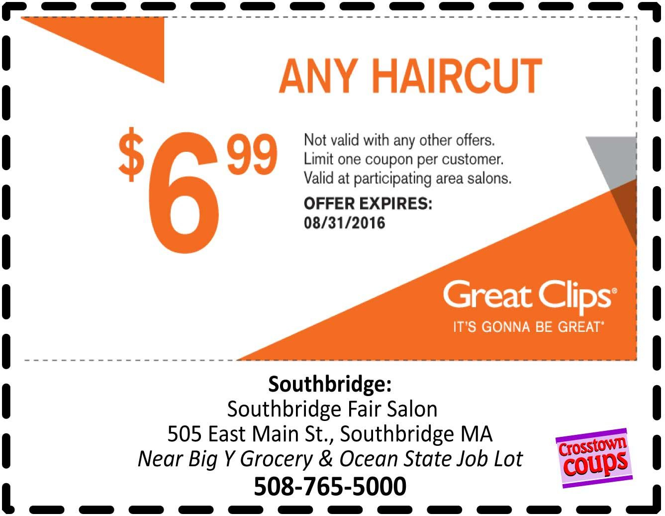 27 Great Clips Free Haircut Coupon | Hairstyles Ideas - Supercuts Free Haircut Printable Coupon