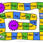 3 Free Printable Cvc Word Games   Free Printable Word Games