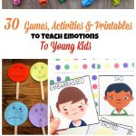 30 Activities And Printables That Teach Emotions For Kids   Free Printable Memory Exercises