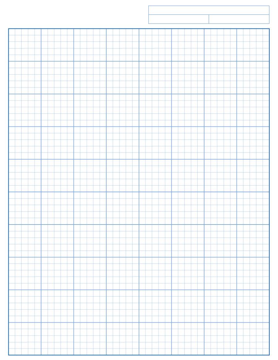 30+ Free Printable Graph Paper Templates (Word, Pdf) - Template Lab - Free Printable Graph Paper With Numbers