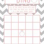 30 Images Of Template For Wedding Shower Bingo | Helmettown   Free Printable Bridal Shower Blank Bingo Games