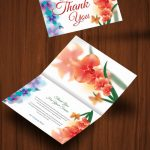 30+ Personalized Thank You Cards   Free Printable Psd, Eps Format   Free Personalized Thank You Cards Printable