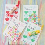 30 Super Cool Printable Valentine's Cards For The Classroom   Free Printable Valentines Day Cards For Mom And Dad
