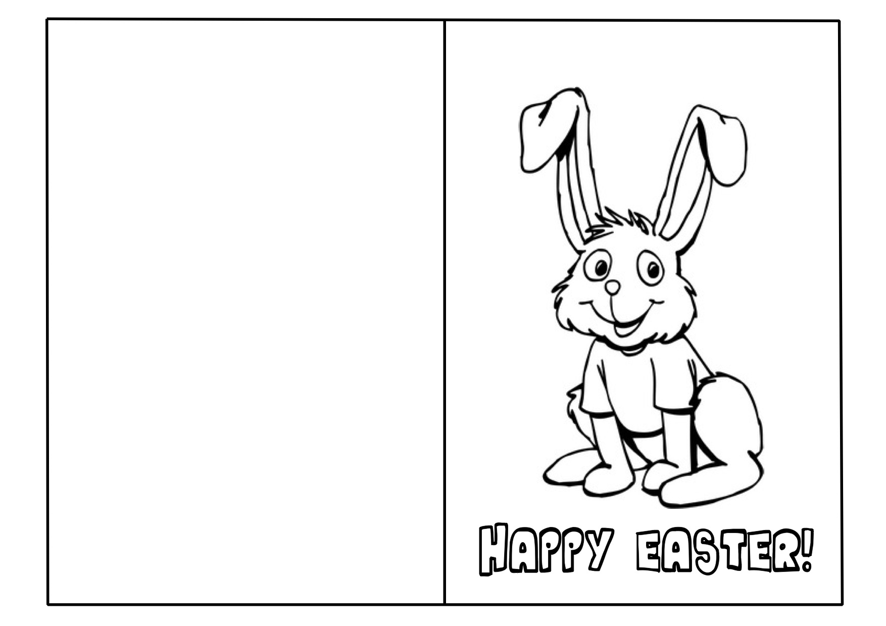 32 Free Printable Easter Cards | Kittybabylove - Printable Easter Greeting Cards Free