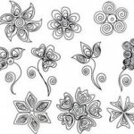 391 Best Quilling Patterns Images On Pinterest In 2018 | Quilling   Free Printable Quilling Patterns