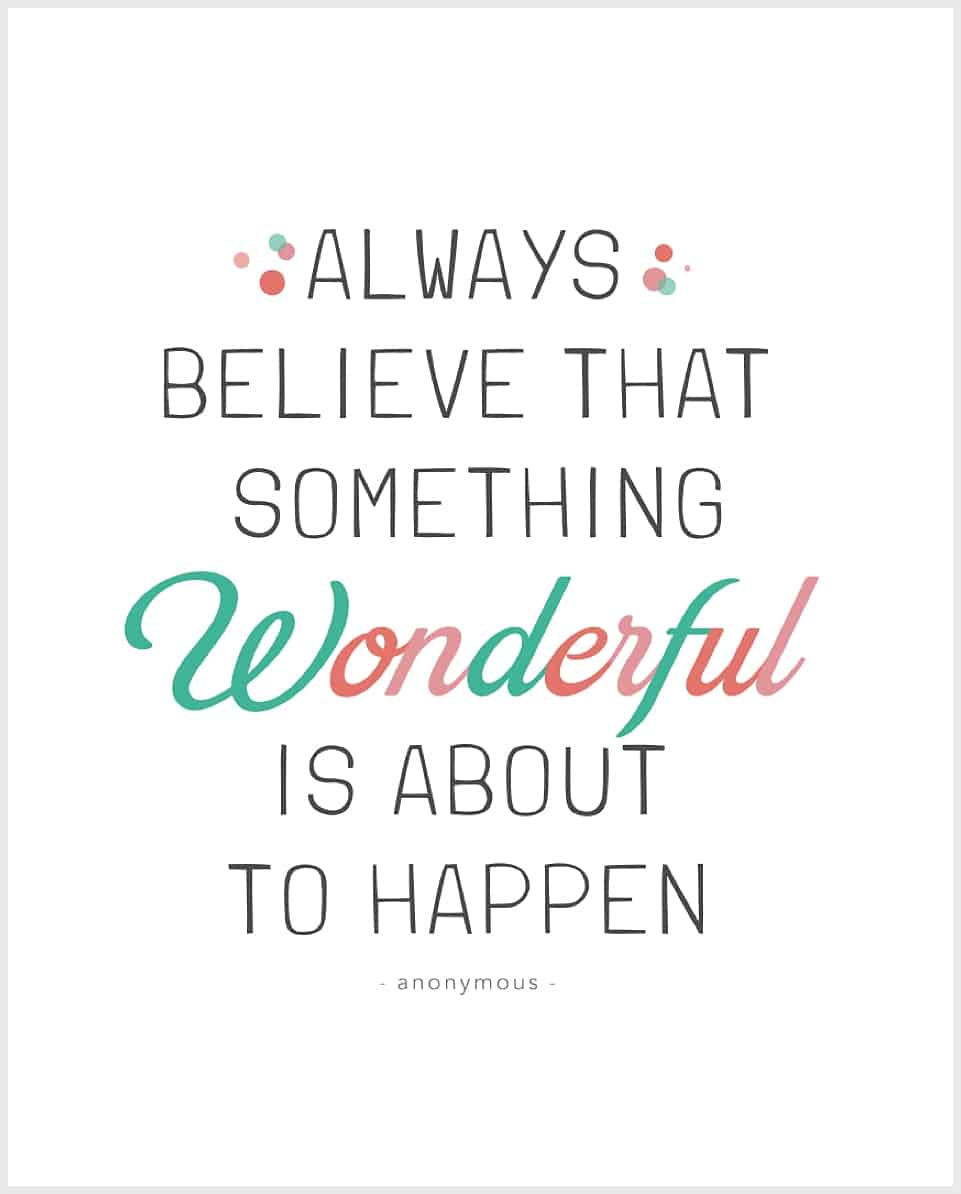 5 Free Printable Inspirational Children's Quotes - Free Printable Quotes And Sayings