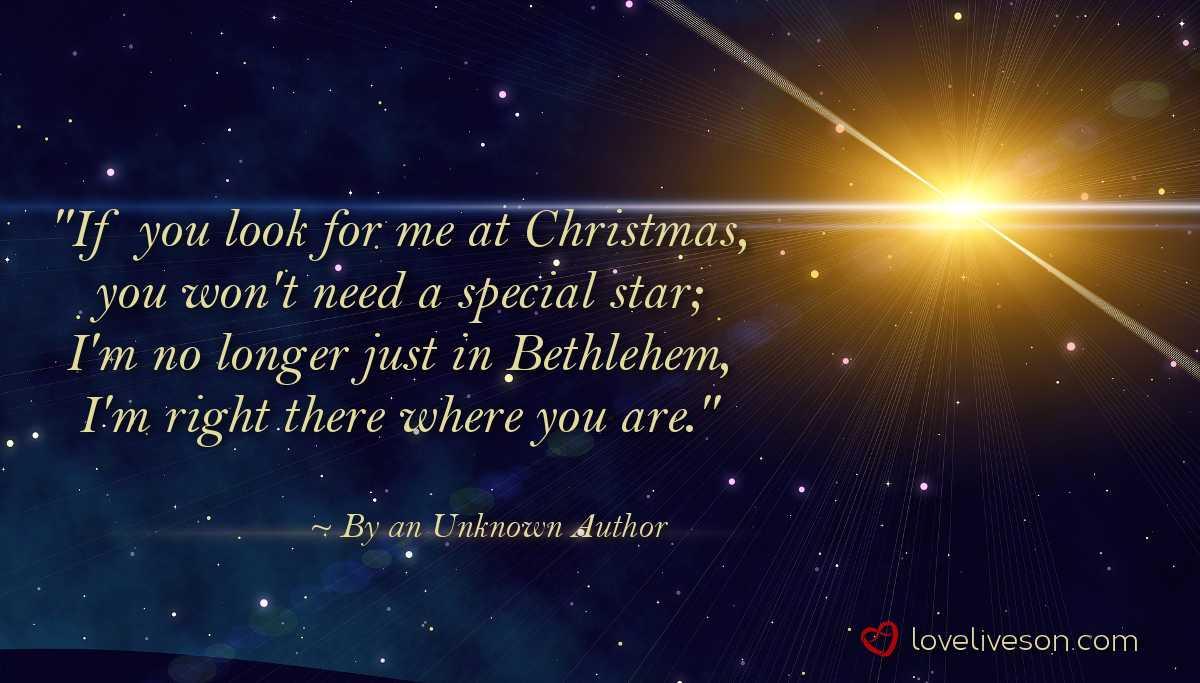 50+ Best Christian Christmas Poems | Love Lives On - Free Printable Christian Christmas Poems