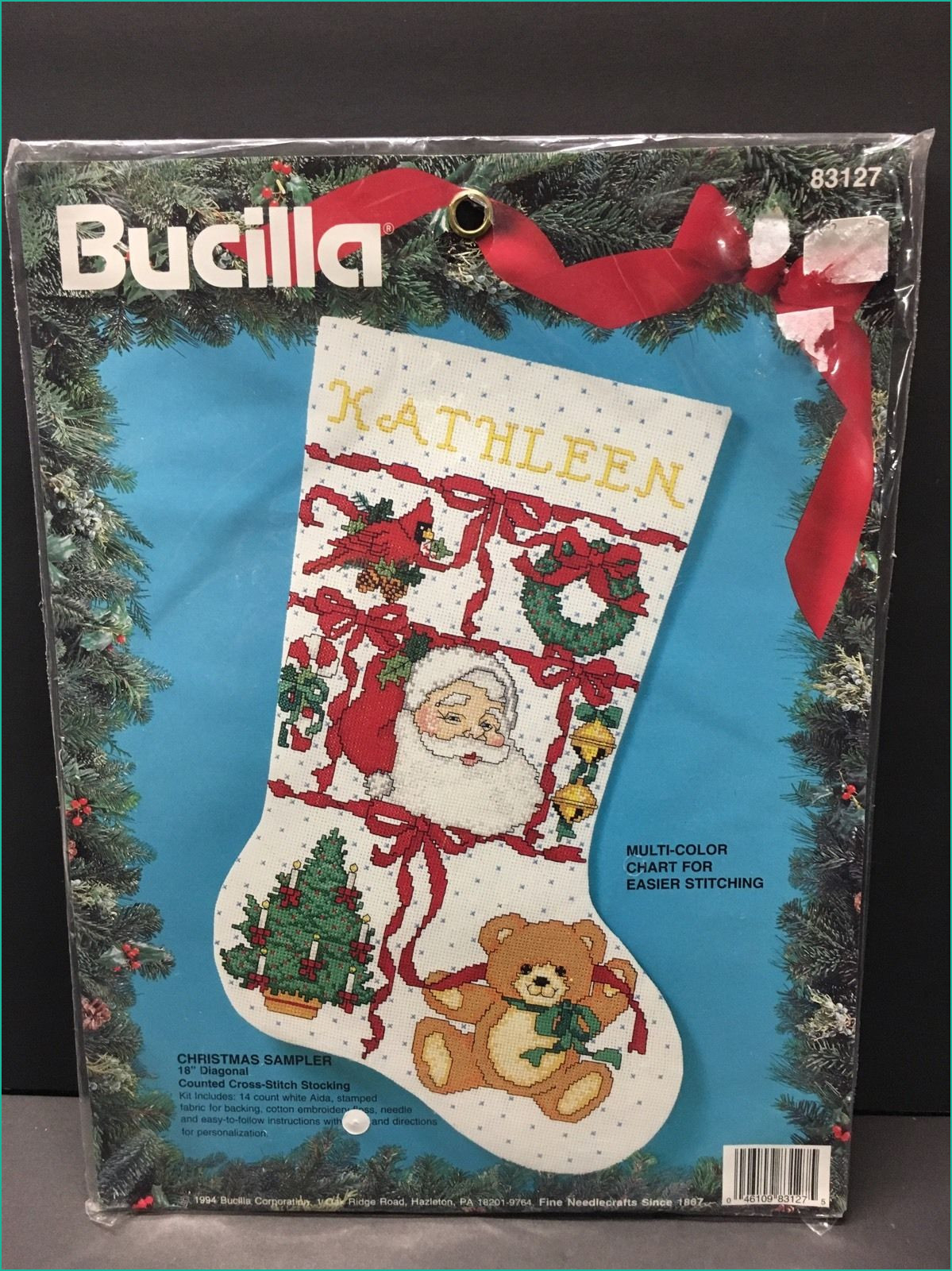 59 Marvelous Cross Stitch Christmas Stockings Kits Images – Mauipaniolo - Free Printable Cross Stitch Christmas Stocking Patterns