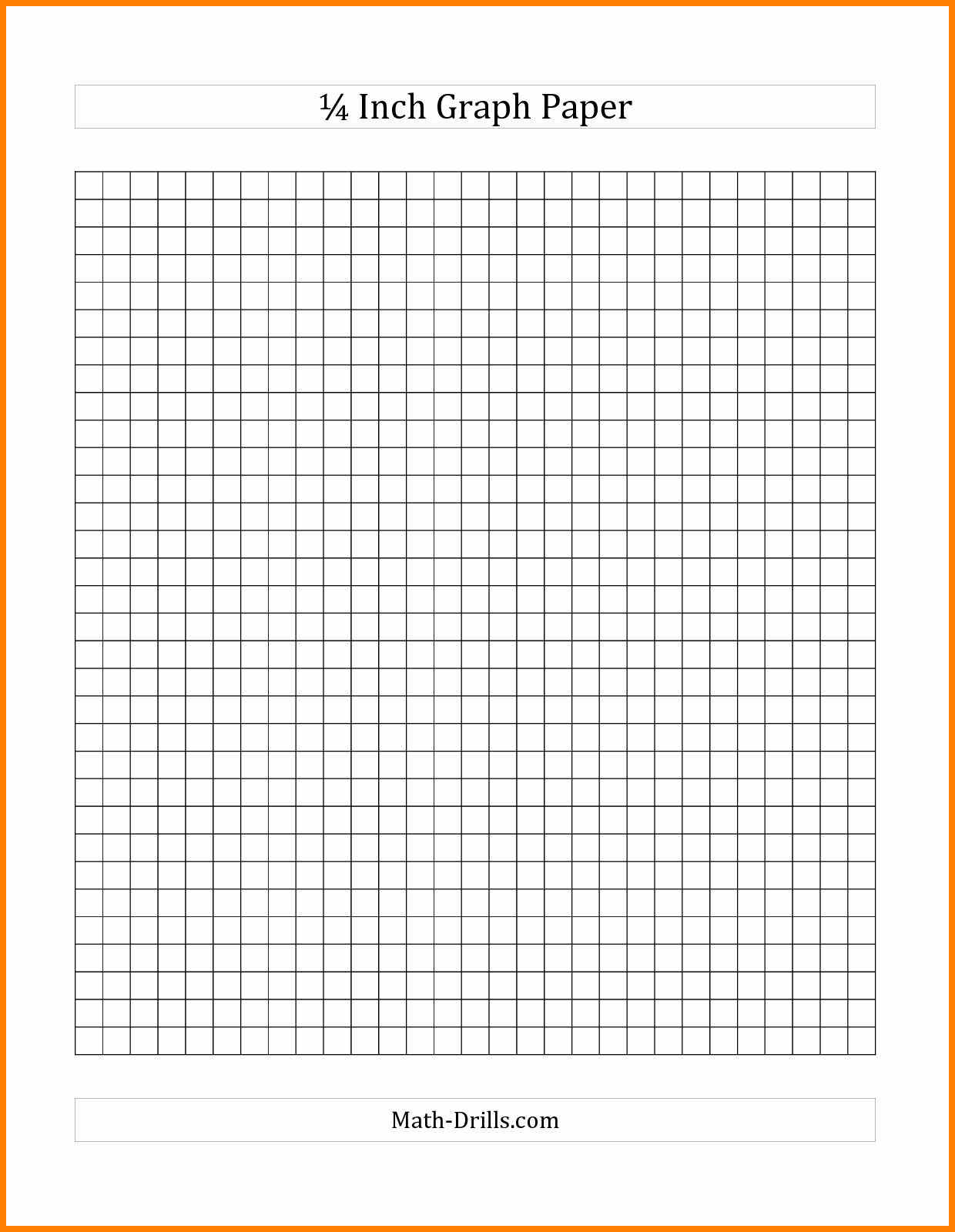 6 1 4 Graph Paper Best Solutions Of Math Grid Paper Template - Tim - Free Printable Graph Paper 1 4 Inch