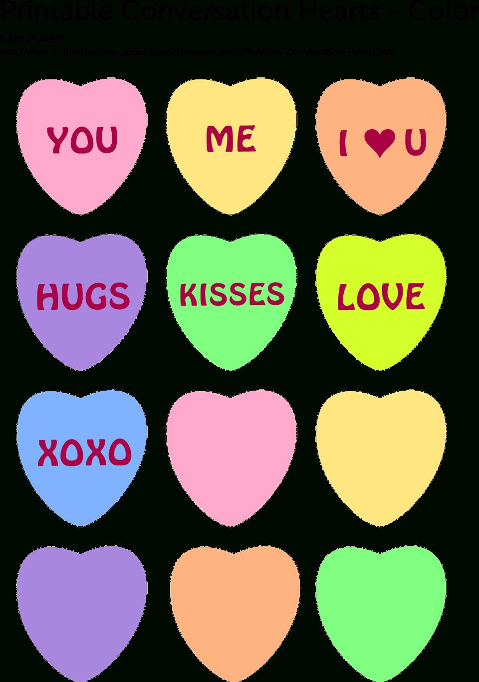 6 Free Printable Heart Templates | Valentine Ideas | Pinterest - Free Printable Valentine's Day Stencils
