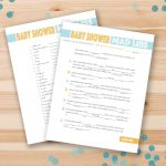 67 Free Printable Baby Shower Games   Free Printable Spiritual Gifts Test